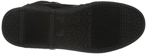 Supra - Bleeker, Sneaker Unisex - Adulto Nero (Noir (Black/Black))
