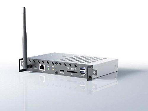 NEC 100014295 PC/Workstation 2 GHz Amlogic S905 Schwarz, Weiß - PCs/Workstations (2 GHz, Amlogic, S905, 2 GB, 32 GB, Android 5.1)