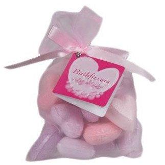 Perle di bagno-profumate-forma cuore