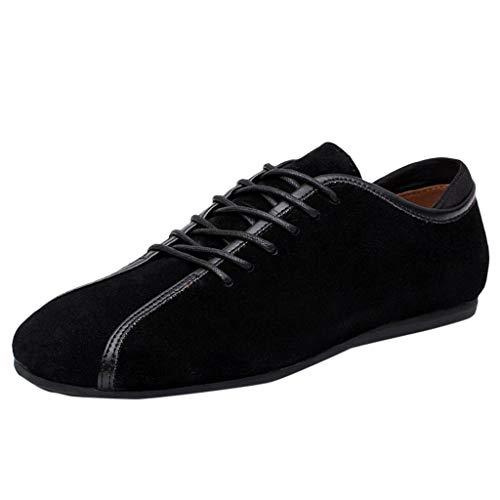 LANSKRLSP Mocassini Uomo Gregge Estivi Pantofole Casual Eleganti Slip On Scarpe da Guida Scarpe da Barca Classic Loafers