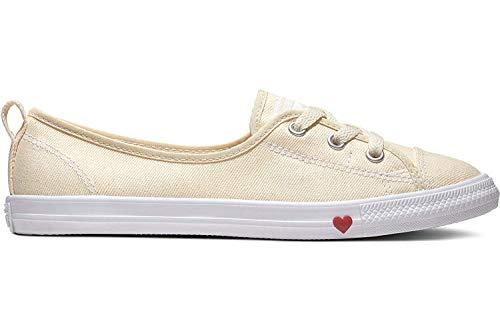 Converse 563494C Ballet Lace Slip Sneaker Beige Converse Sneakers Slip
