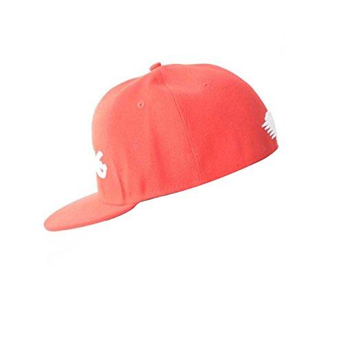 Core Athletics Swag Snapback Caps (Red, 58), Hip Hop Caps, Dance Cap, Snapback cap