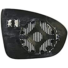 Equal Quality RS03129 Piastra Vetro Specchio Retrovisore Sinistro