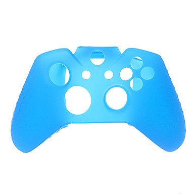 LEBULI Silicone Skin Case for XBOX 0NE Controller (Blue) LIU8