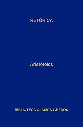 Retórica (Biblioteca Clásica Gredos nº 142) por Aristóteles