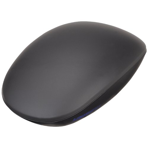 Manhattan 178013 - Ratón óptico (1200 DPI, USB), negro