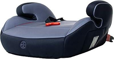 Kindersitzerhöhung mit Isofix und Gurtfix, Gruppe 2/3, (3-12 Jahre), Babyblume BOOST Isofix Gurtfix,