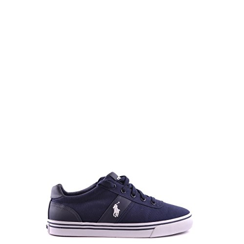 Polo Ralph Lauren Hanford, Baskets Basses garçon Bleu