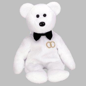 TY Mr. Groom the Beanie Baby Bear