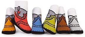 Diseño de zapatillas de bañador para bebé ' Diseño del duque de diseño de vaquero montado a equipo completo contra aludes diseño de franjas es