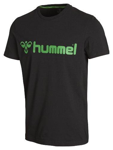 Hummel Herren T-Shirt Geller Short Sleeve Tee Black