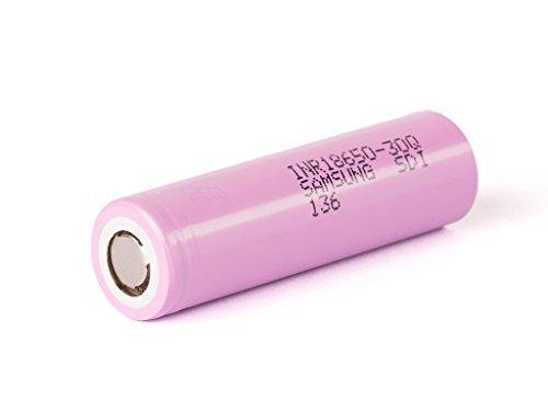 Samsung INR18650-30Q - 3,6V - 3,7V, 3000mAh (15A) (E-zigarette Top Stück)