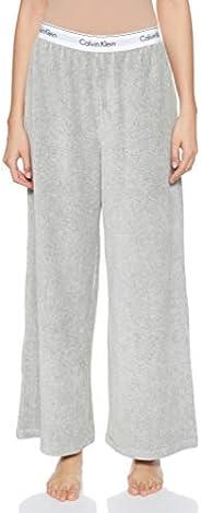 Calvin Klein Jeans Women's SLEEP Pants, Grey (Grey Heather 020), S
