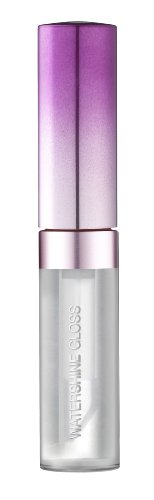 Maybelline New York Water Shine Gloss Lipgloss, 500, glasklar
