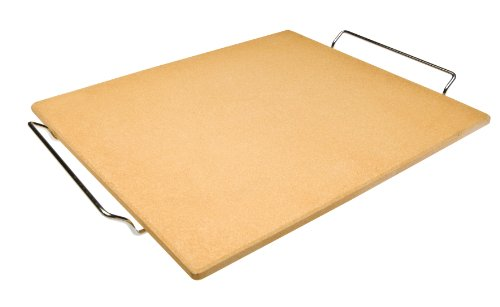 IBILI 784340 - Piedra Para Pizza Rectangular 41X36X1,50