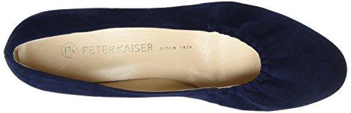 Peter Kaiser Christine, Escarpins femme Blau (notte Suede Crown 910)