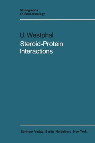 Steroid-Protein Interactions (Monographs on Endocrinology) Softcover reprint of Edition by Westphal, Ulrich (2012) Paperback