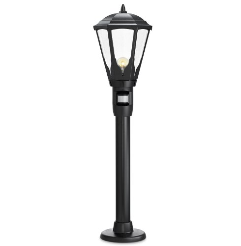 steinel-gl-16-s-black-sensor-switched-path-light-with-180-motion-sensor-and-12-m-range-outdoor-lamp-
