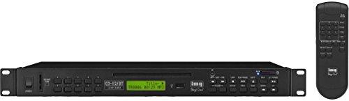 IMG Stageline CD-112/BT CD und MP3-Spieler, schwarz