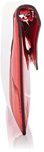 Guess Hobo, Borsa a Tracolla Donna, 1x15x25.5 cm (W x H x L) Rosso (Red)