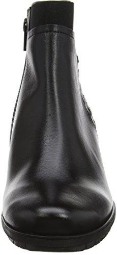 Gabor Shoes Comfort Basic, Bottes Femme Noir (57 Schwarz Micro)