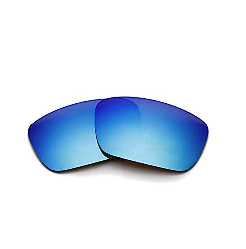 Polarisierte Ersatzgläser für Oakley Fuel Cell OO9096 (Blue)