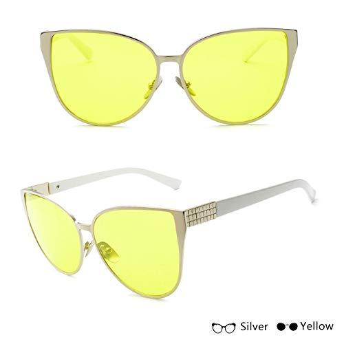 c5562b606d Aprigy - Gafas de Sol del Ojo de Gato para Las Mujeres Gafas de Sol de