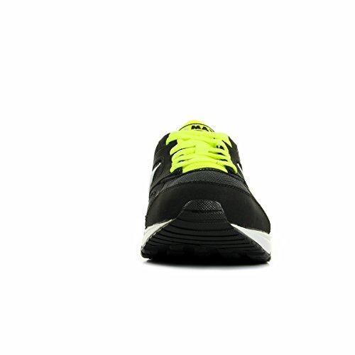 Nike Air Max Ivo (Gs), Scarpe da Corsa Bambino Nero (Nero / Bianco-Volt)
