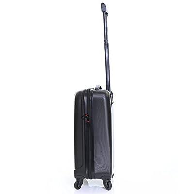Karabars Hard Suitcase Approved Cabin Bag Size 55 x 38 x 20 cm - cheap UK light store.