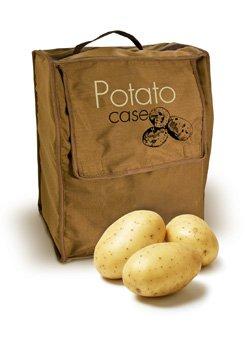 Eddingtons Kartoffel-Beutel mit englischer Beschriftung