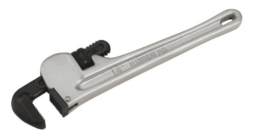 SEALEY Pipe Wrench European Pattern 350mm Aluminium Alloy