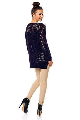 Fashion -  Maglione  - Donna Blu