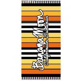 Banana Moon Hively Towely Serviette bain femme Jaune/Orange/Blanc/Noir