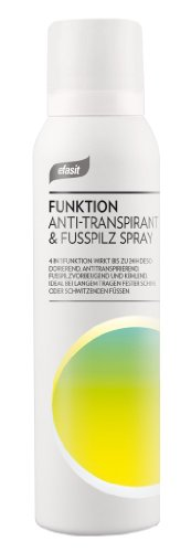 Efasit Antitranspirant und Fußpilzspray 150ml