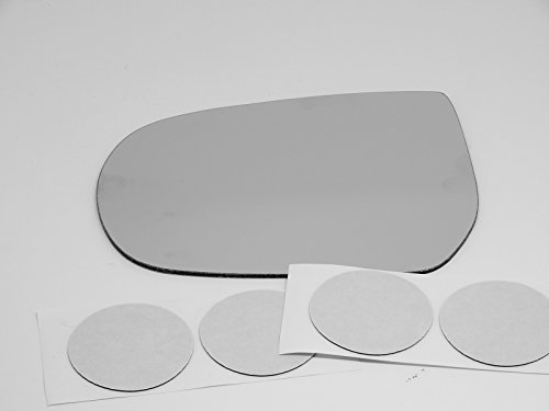 01-07 Escape, 05-07 Mariner, 01-07 Tribute Left Driver Mirror Glass Lens w/Adhesive USA non heated by wholesale mirrors