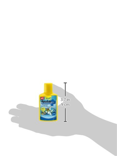 Tetra 16276 AquaSafe Water Conditioner with BioExtract, 1.69-Ounce (Packaging may vary) 2