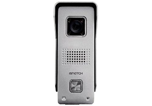 Videocitofono IP WI-FI 720P HD IP65 P2P Cloud 1MP 720P APP Android IOS Smartphone - Registra su Micro SD