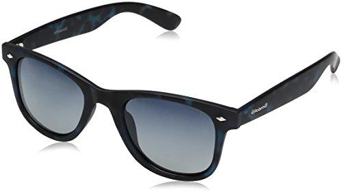 Polaroid Unisex-Erwachsene PLD 6009/N M Z7 SEC Sonnenbrille, Blau (Havana Blue/Bluette Sf Polar), 50