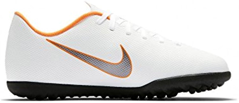 Nike Mercurial Vapor X 12 Club TF Ah7386 107, Botas de Fútbol Unisex Adulto