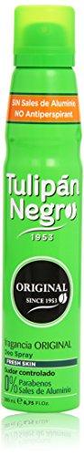 Tulipán Negro Original Deodorante Spray - 200 ml