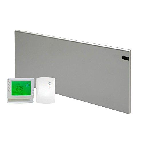 Adax Neo–Radiador eléctrico, delgado, Slimline, de convección, con panel, calentador...