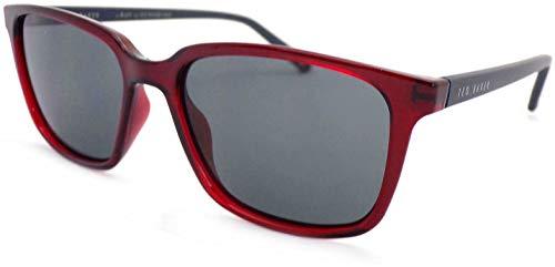 ley Sonnenbrille, Rot (Burgundy/Grey), 53.0 ()