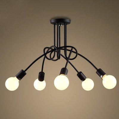 lina-ciondolo-hellen-toni-contemporanea-ciondolo-stile-retro-metallo-luce-illuminazione-plafoniera-i