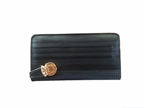 Heena Fashion Women's / Girl's Beautiful Durable Clutch Handbag (Navy) Material: Synthetic Leather H-16  available at amazon for Rs.249