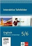 Englisch. Interaktive Tafelbilder mit CD-ROM. Filmsequenzen und Kopiervorlagen: CD-ROM für die Bände 5/6. Passend zu Green Line, Red Line, Orange Line, Green Line New Bayern und Green Line NEW E2
