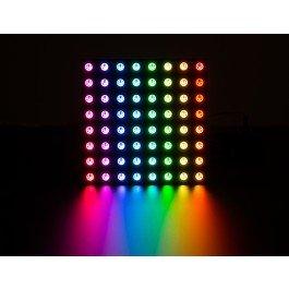 Adafruit NeoPixel NeoMatrix 8x8 - 64 RGB LED Pixel Matrix Addressable Control