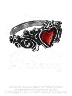 Alchemy Gothic Betrothal Anello