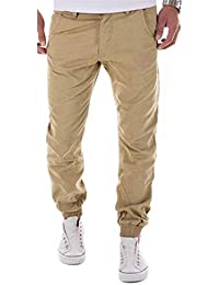 ADELINA Pantalones De Jogging para Hombres Pantalones De Chándal Ropa Carga  Pantalones De Casual Pantalones De 42b7ff182740