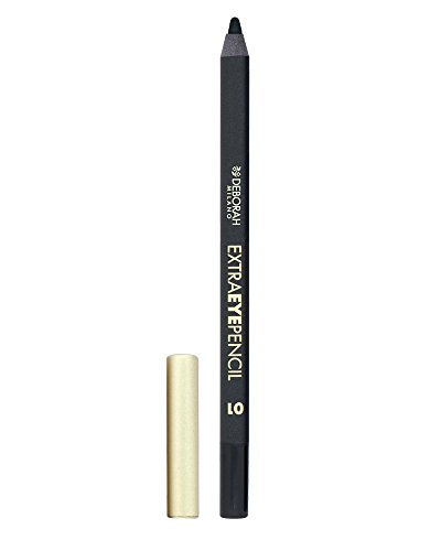 Deborah Milano Extra Eye Pencil in Blue, Purple, Brown, Grey and Black, Waterproof long lasting Eyeliner 0.6g 1 by Deborah Milano