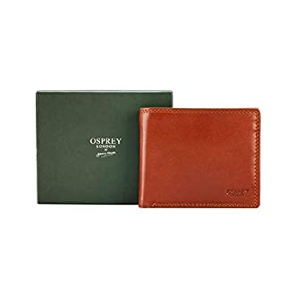 Osprey, Herren-Geldbörse Braun hautfarben